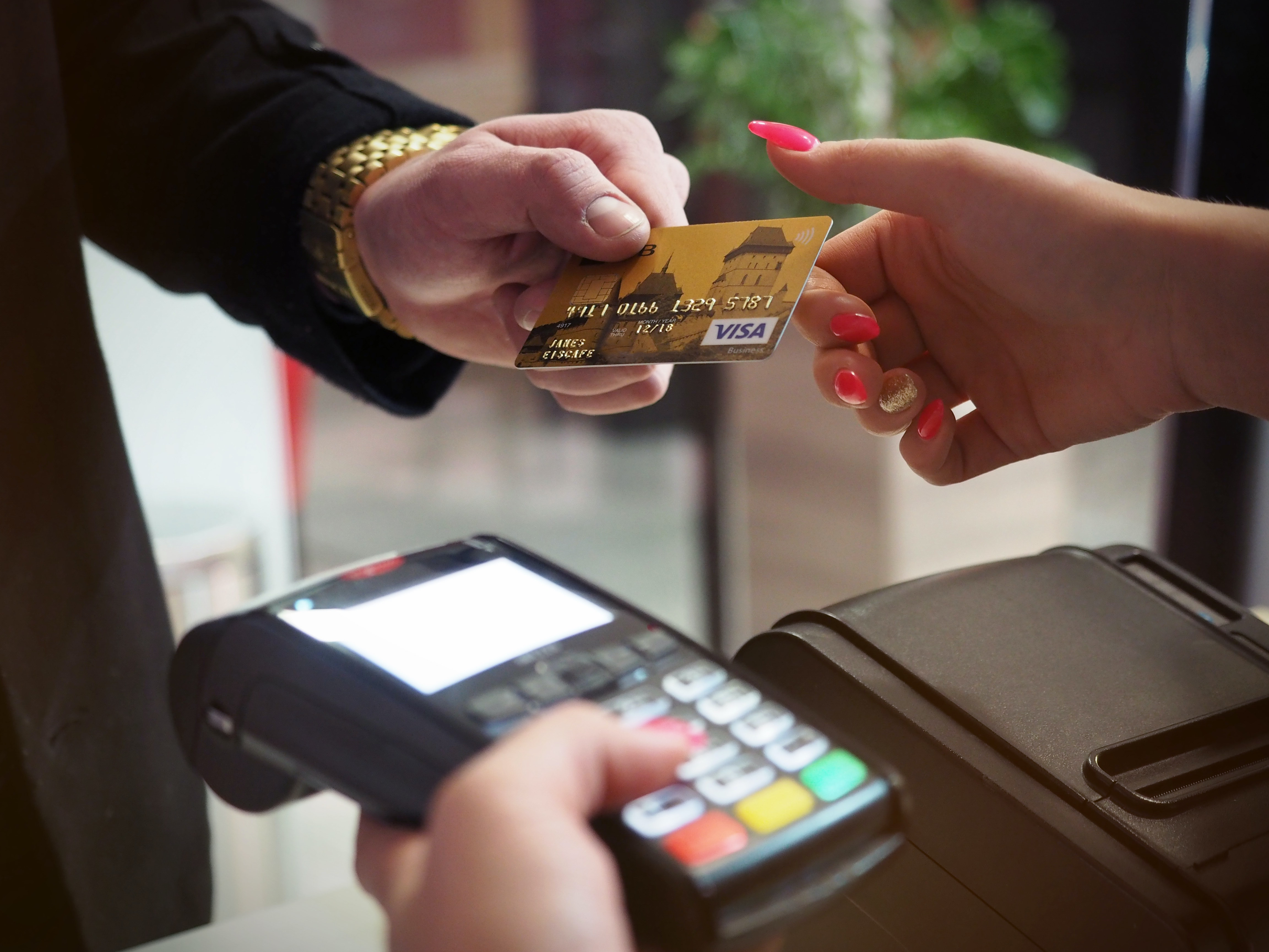 Reasons to Get a Small Business Credit Card